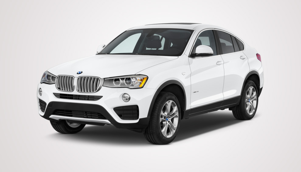 BMW X4 Car Rental