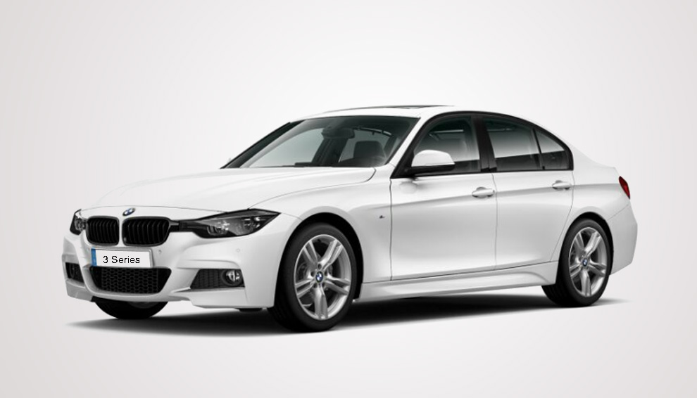 BMW 3 Series Car Rental