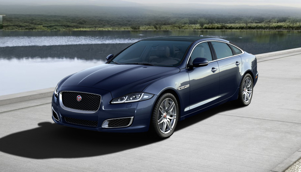 Jaguar XJ L Car Rental