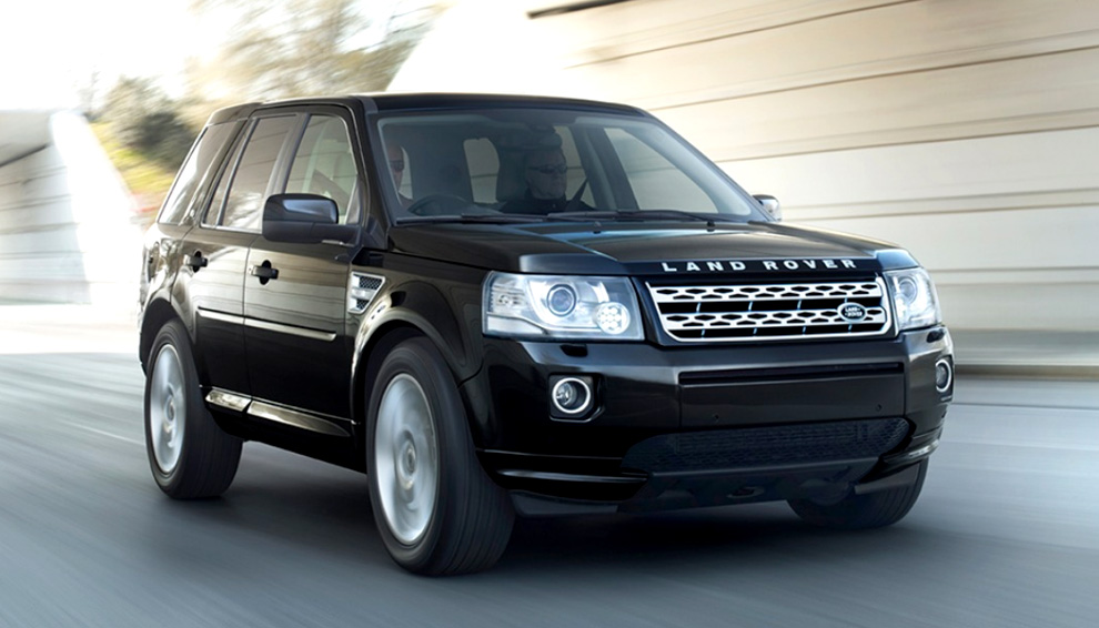 Land Rover Freelander 2 Car Rental