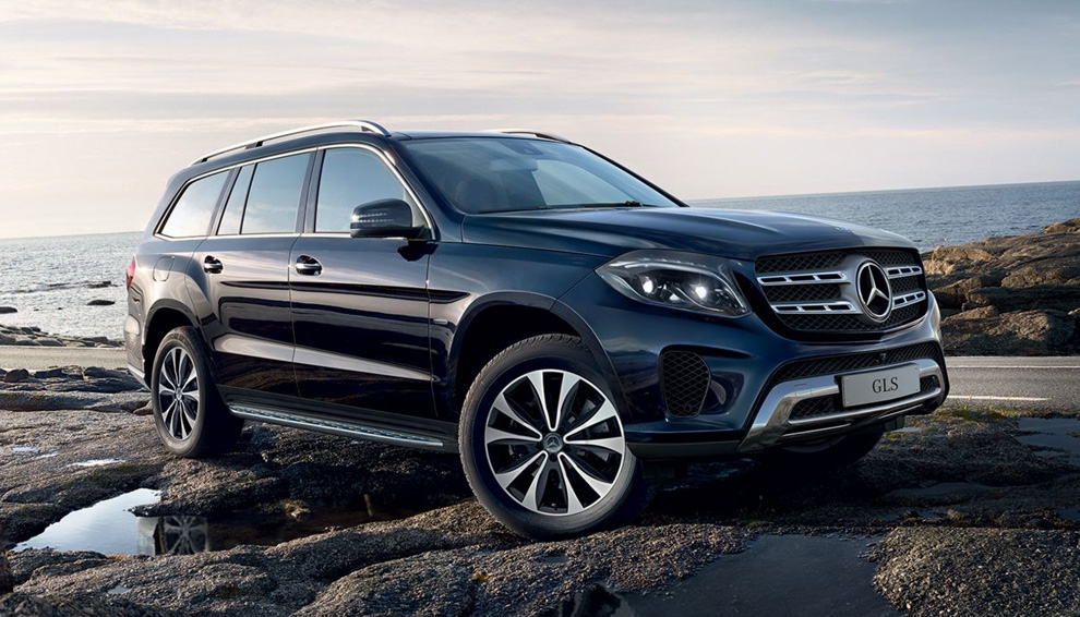 Mercedes-Benz GLS Class Car Rental