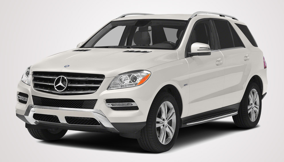 Mercedes Benz M Class Car Rental