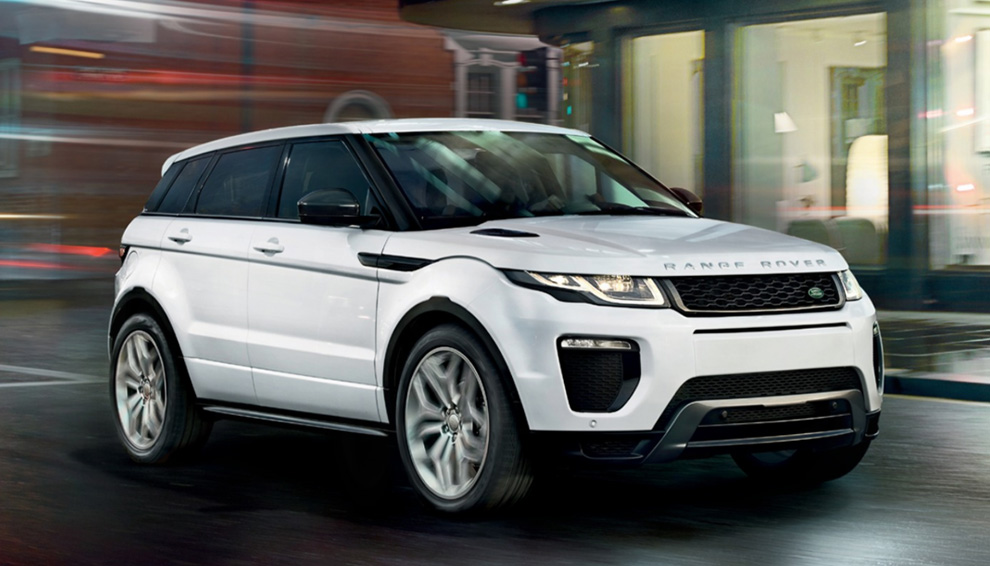 Range Rover Evoque Car Rental