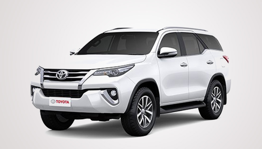 Toyota Fortuner Car Rental