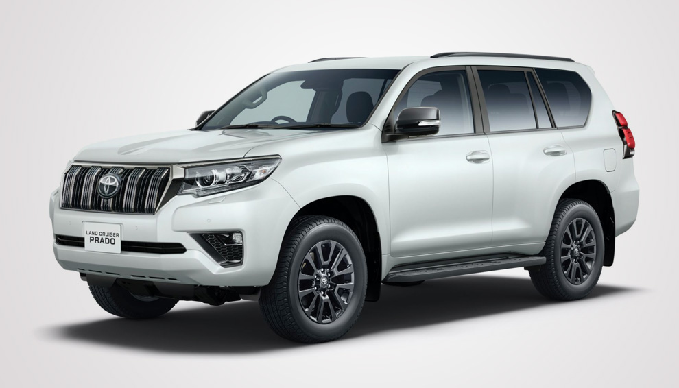 LandCruiser Prado Car Rental
